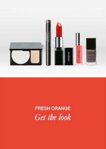 Friseur-Singen-La-Biosthetique-Make-up-Collection-Spring-Summer-2019-Fresh-Orange