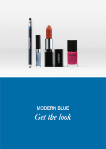 Friseur-Singen-La-Biosthetique-Make-up-Collection-Spring-Summer-2019-Modern-Blue