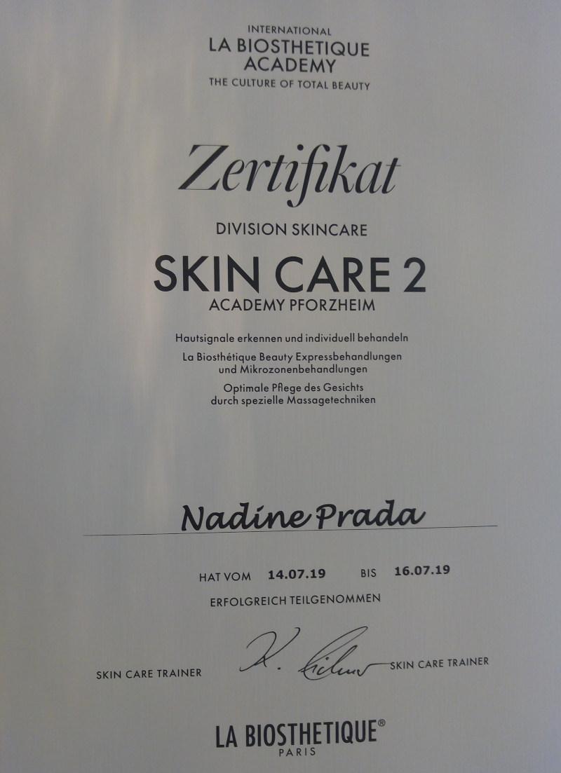 Friseur Singen Seminar Skin Care 2